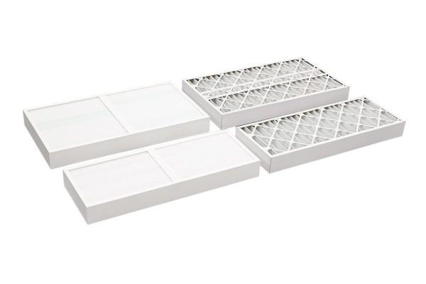 Filtersatz für Airblock C, Baugröße 9, Filterklasse Zuluft F7 und Abluft G4