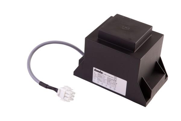 Trafo 5-stufig für Türluftschleier, KEV6,0, 110/155/170/200/230V, IP 54