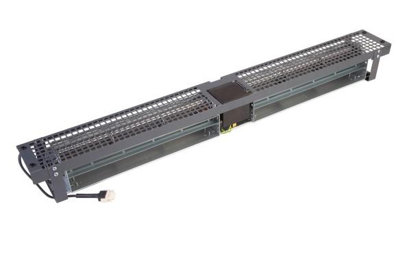 Querstromventilator in Tandemausführung, QLK45/3030 Typ M2E042