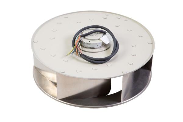 Radialventilator für Airblock FG, Baugröße 7, Drehstrom, Typ RH45M-VDK.2F.3R, 130925
