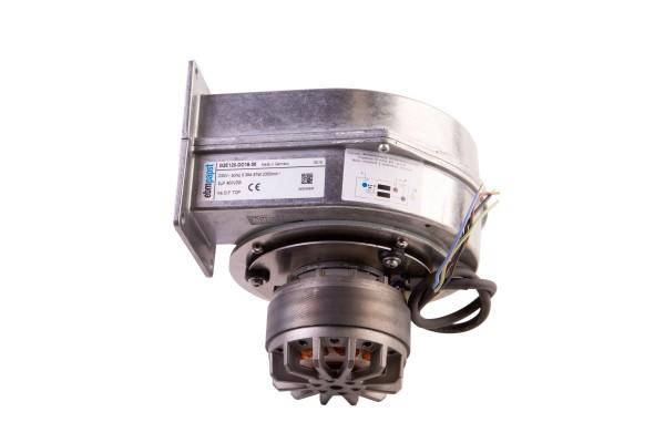 Abgasventilator für Warmlufterzeuger Serie IGX, Baugröße 40- 92 , Typ DO 16-16, DO 16-30