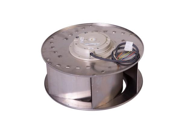 Radialventilator für Airblock FG, Baugröße 9, Drehstrom, Typ RH50M-VDK.6F.1R, 210734