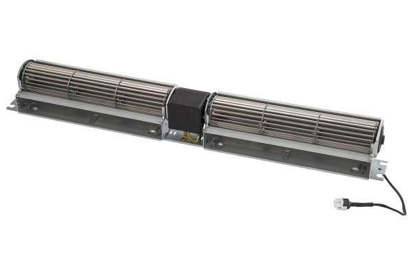 Querstromventilator in Tandemausführung, QLZ06/3030, Typ M2E042
