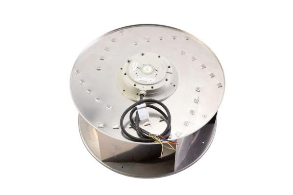 Radialventilator für Airblock FG, Baugröße 10, Drehstrom, Typ RH56M-VDK.6N-3R, 126883